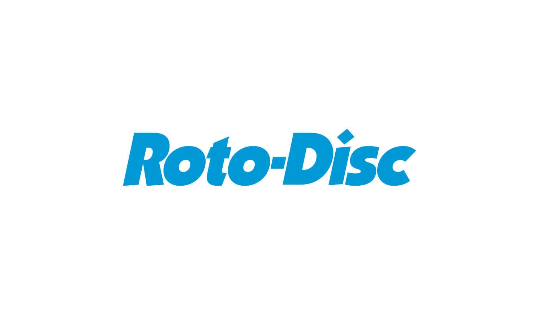 roto disc blue logo