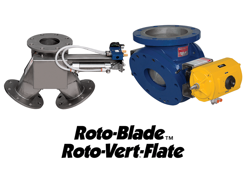 roto blade and roto vert flate product image