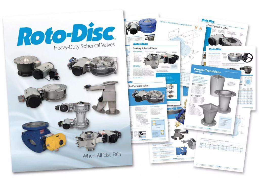 roto disc brochures