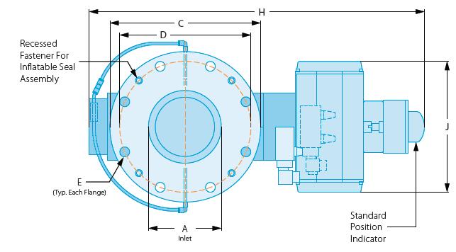 roto flate airlock diagram blue print