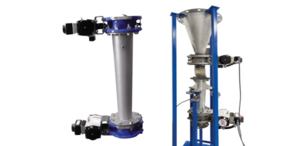 Airlock and Double Dump Valves
